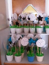 Volleyball Party Decorations Volleyball Banquet Decorations Google Search Volleyball