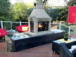 free standing outdoor gas fireplace medium size of free standing target outdoor fireplace