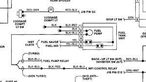 wiring diagram for in tank fuel pump attached image