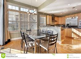 Breakfast Area breakfast area in luxury home stock photography image 16476412 2102 by xevi.us