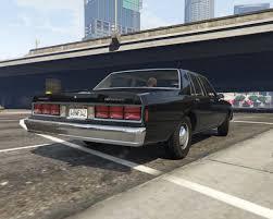 1989 Chevrolet Caprice Sedan [Add-On / Replace] - GTA5-Mods.com