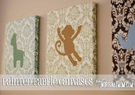diy painted fabric canvases on fabric over canvas wall art with diy painted fabric canvas