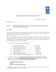 Rfp Acceptance Letter Rfp Finaldoc 27 28 Professional Business