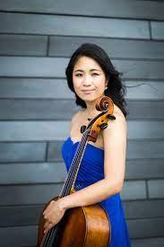 Julia Yang, cello — Merz Trio