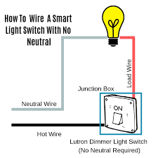 how to wemo light switch installation no neutral wemo light switch installation no neutral wiring diagram for lutron caseta alternate switch