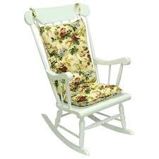 outdoor rocking chairs chair cushion sets find cushions tar black wooden home