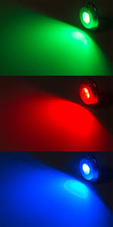 rgb led underwater pool lights and fountain pond lights single Rbg Wiring Multiple Lights Pond rgb led underwater pool lights and fountain pond lights single lens 60w shown on in green, red, and blue color modes Three-Way Wiring Multiple Lights