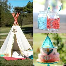 Dream Catcher Baby Shower Decorations Adorable Tribal Baby Shower Ideas Baby Shower Ideas