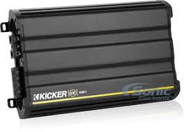 kicker cx1200 1 12cx1200 1 cx series 2400w monoblock class d kicker cx1200 1 12cx1200 1