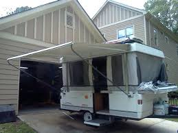 full image for pop up camper awning leg relocation mod this is awesome since my