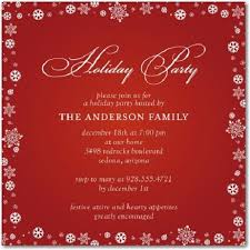 Christmas Party Invitation Best Holiday Party Invitation Wording