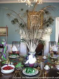 mardi gras table centerpieces brunch mardi gras birthday party decoration ideas