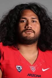 Aiulua Fanene - Football - University of Arizona Athletics