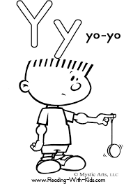 Small Picture Letter Y Coloring Sheet Letters Alphabet ColoringSheets