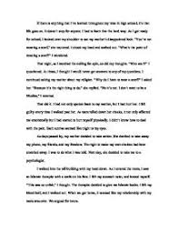 narrative essay examples for high school narrative essays examples for high school