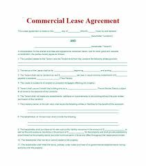 Free Commercial Lease Agreement Forms To Print 26 Free Commercial Lease Agreement Templates Template Lab
