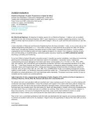 Electrical Installer Cover Letter Goprocessing Club