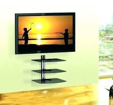 hanging tv shelf