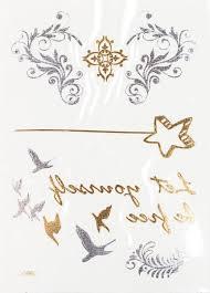 Naillook переводные татуировки для тела 72 см х 102 см 20860