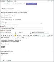 How To Email A Resume Email To Submit Resume Hotwiresite Com