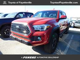 2018 New Toyota Tacoma TRD Off Road Double Cab 5' Bed V6 4x4 ...