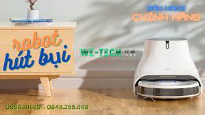Robot hút bụi nào tốt nhất 2021 - Neabot nomo Q11 tự đổ rác thông minh