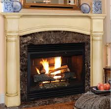 this selection of mantels is designed to fit more standard size fireplaces many models are available in 2 sizes those that fit fireplaces roughly 36
