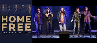 Home Free A Country Christmas Hobart Arena Troy Oh