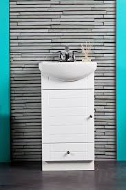 small bathroom vanity cabinet. SMALL BATHROOM VANITY CABINET AND SINK WHITE - PE1612W NEW PETITE Small Bathroom Vanity Cabinet A