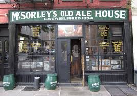 McSorley's Old Ale House - Wikipedia