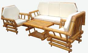 bamboo furniture designs. Bamboo Sofa Set Design Picture. Furniture Designs O