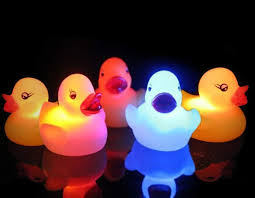 Light Up Rubber Duck Amazon Com Electronix Express Pack Of 5 Light Up Rubber