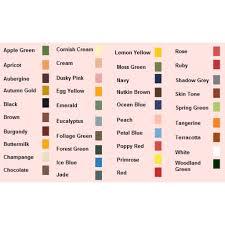 Jade Colour Chart Sugarflair Jade Edible Blossom Tint