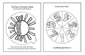 Creation Preschool Printables Christian Preschool Printables