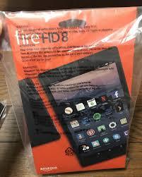Máy tính bảng Kindle Fire HD 8 (2018) - Máy tính bảng [Hà Nội]