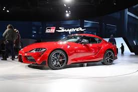 2020 Toyota Supra Arrives With 50k Price Tag 335hp