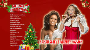 Mariah Carey, Whitney Houston: Christmas Songs Full Album - Merry Christmas  Songs 2019 - YouTube