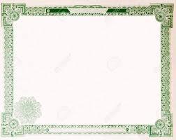 En Blanco Certificado De Acciones De Estados Unidos En 1914 Se Ha
