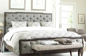 King Size Head And Footboard Attractive Exclusive Idea Headboard