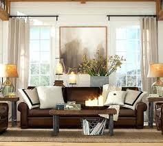 dark furniture living room. Brown Couch Living Room Decor Full Size Of With Leather Furniture White Walls Dark