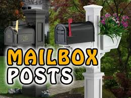 Decorative Mail Boxes Easy Decorative Mailbox Posts Low Cost Mailbox Covers Here YouTube 21