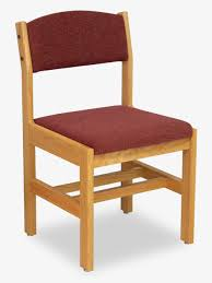 wooden chairs red cloth chair wood png image and clipart