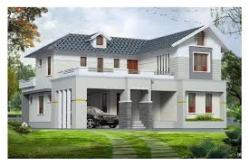Interior And Exterior Painting Style Design
