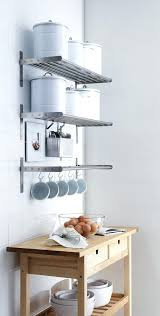 kitchen wall shelf ideas metal is a great and very practical material for kitchen shelves which could be used several kitchen wall shelf diy