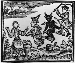 New England's Other Witch Hunt « Office of the State Historian of  Connecticut