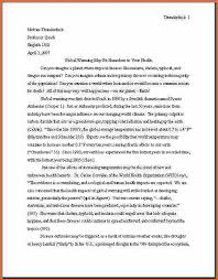 11+ what does mla format look like - Budget Template Letter