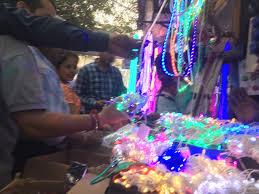 Bhagirath Palace Diwali Lights The Light Of Old Delhis Eyes Bhagirath Palace