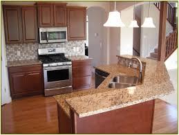 Santa Cecilia Light Granite Kitchen St Cecilia Light Granite Countertops Home Design Ideas