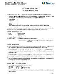 Semoga ini bisa menjadi wawasan baru dan informasi yang. 10 Contoh Surat Kontrak Kerja Yang Baik Dan Benar Terlengkap
