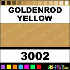 Goldenrod Yellow Milk Paint Casein Milk Paints 3002